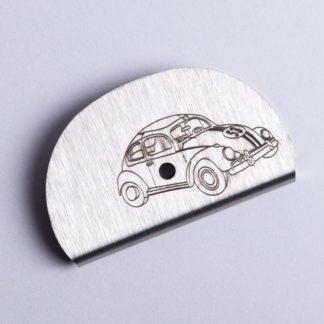 Sifflet gravé coccinelle VW