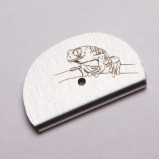 Sifflet gravé grenouille
