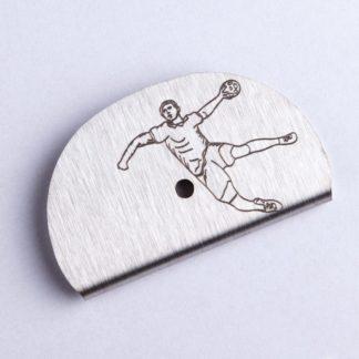 Sifflet gravé handball