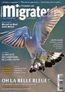 Couverture du magazine Nos chasses de migrateurs