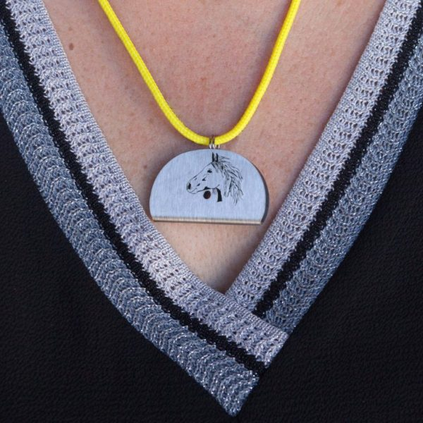 Sifflet collier cheval