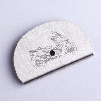 Sifflet gravé scooter