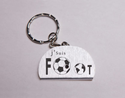 sifflet porte cles football